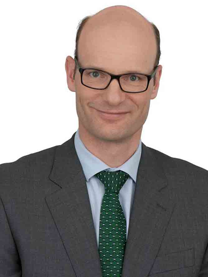 Vincitag Dr. Lars Wiegmann