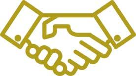 Icon Partnerschaftlich